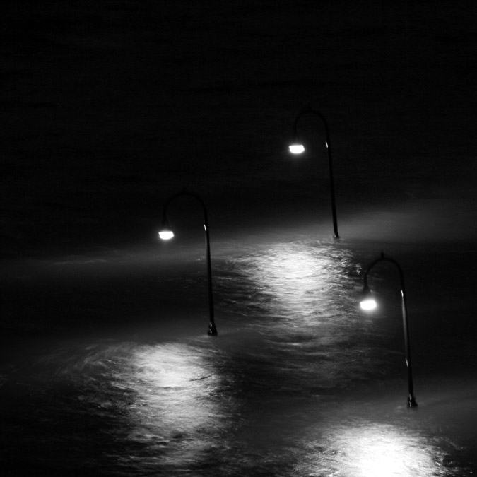 ... and darkness came: Headphone Commute's Hurricane Sandy Victim Relief Compilation