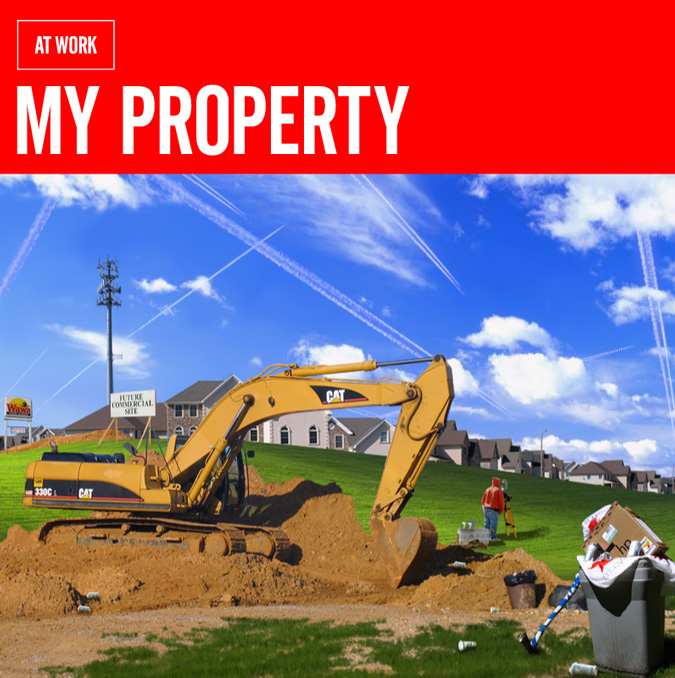 At Work - My Property